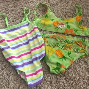 Other - Lot of size 24 months bathing suits